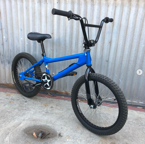 Free Agent BMX Bike - Used Kid's Bike