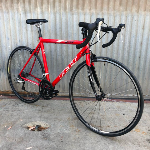 Felt F90 - Modern Performance Road Bike