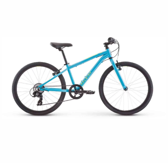 "Raleigh Cadent 24"" Kid's Bike - Ages 8-12"