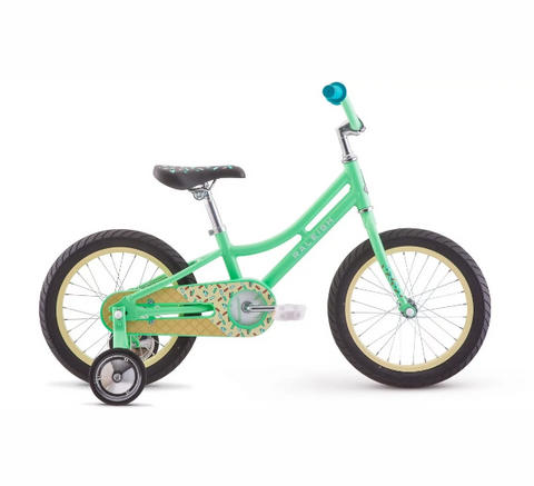 "Raleigh Jazzi 16 - 16"" Girl's Bike for ages 3-6 - 28"" - 44"""