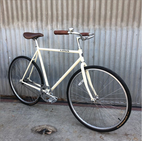 Used Linus Single Speed Large Roadster Men's Classic