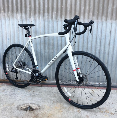 Raleigh Merit 2 - Sora Disc Brake Road Bike at the Nice Price