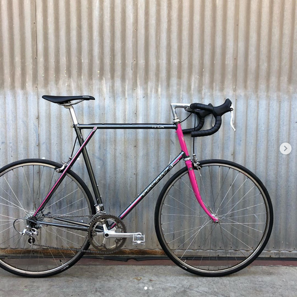 Shogun Ninja Triple Triangle Vintage Japanese Road Bike