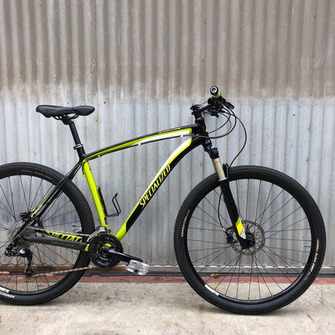 Modern Specialized Mountain Bike for Studio Rental