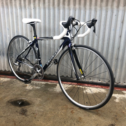 Specialized Roubaix Elite Carbon 105-Equipped Used Road Bike