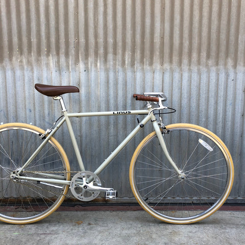 Gentlemen's Linus Gaston City Bike - Studio Rental