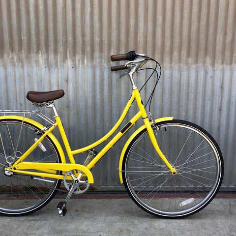 Women's Linus Dutchi - Canary Yellow - Studio Rental