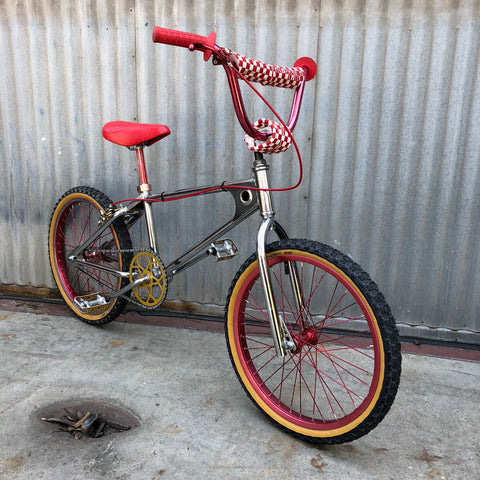 Kid's BMX - Classic Vintage Mongoose - Studio Rental