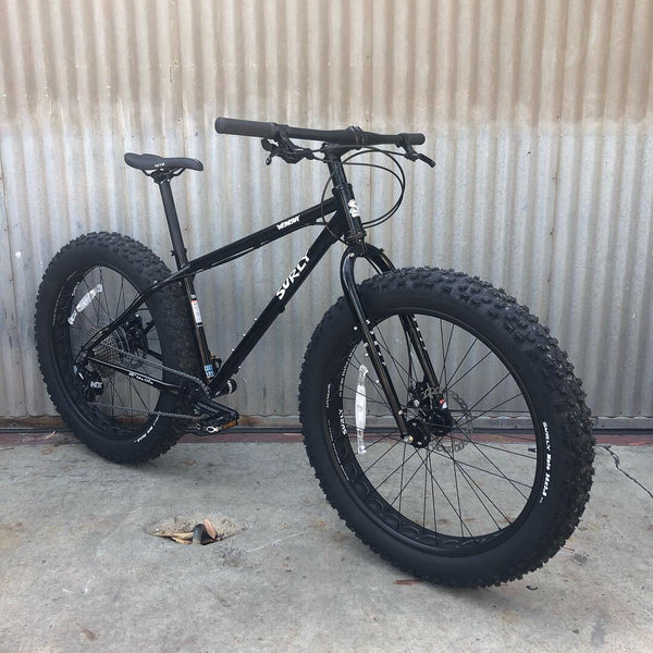 Surly Wednesday - Highly Versatile Fat Bike