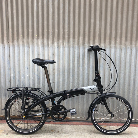 Used Tern 7Di - High End 8-speed Internal Hub Nexus Folding Bicycle - Used Folding Bike