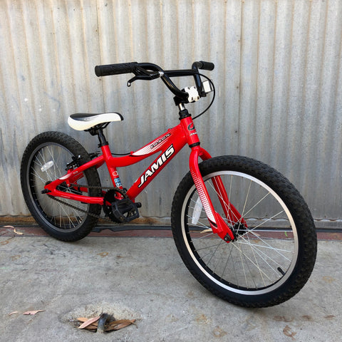 "Used Jamis Laser 20"" Kid's Bike"