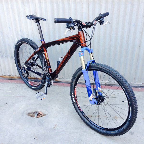 Specialized Stumpjumper Marathon HT, Full Carbon, XTR Race Machine