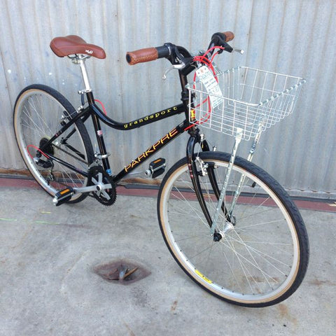 Parkpre Step-Through Burrito Slayer City Bike