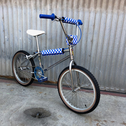 Kid's BMX - Blue 1970s/1980s Mongoose