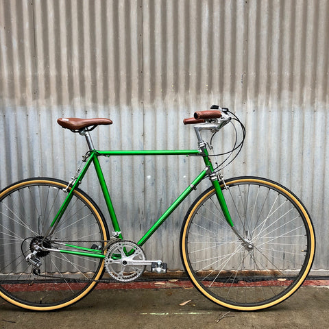 Windsor Vintage City Bike Conversion