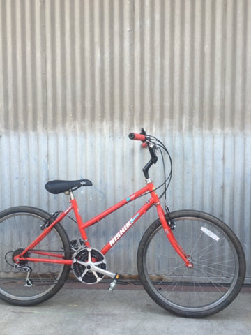 "Nishiki Blazer 24"" Small City Bike for the Less Tall"