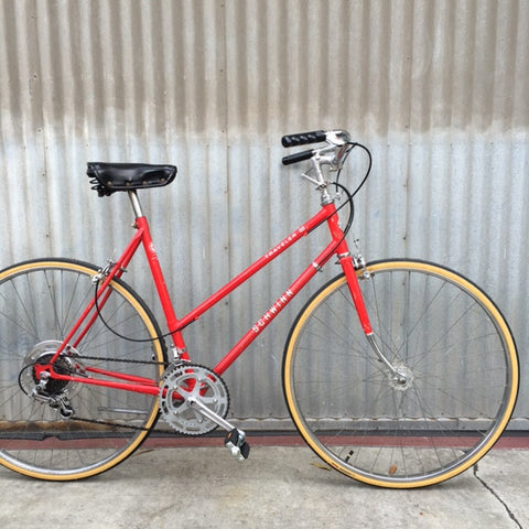 Women's City Bike -  Schwinn Stepthrough - Studio Rental