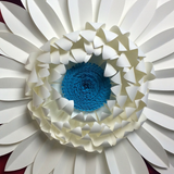 Gerbera Daisy DIY Templates for Hand Cutting, Silhouette or Cricut Explore