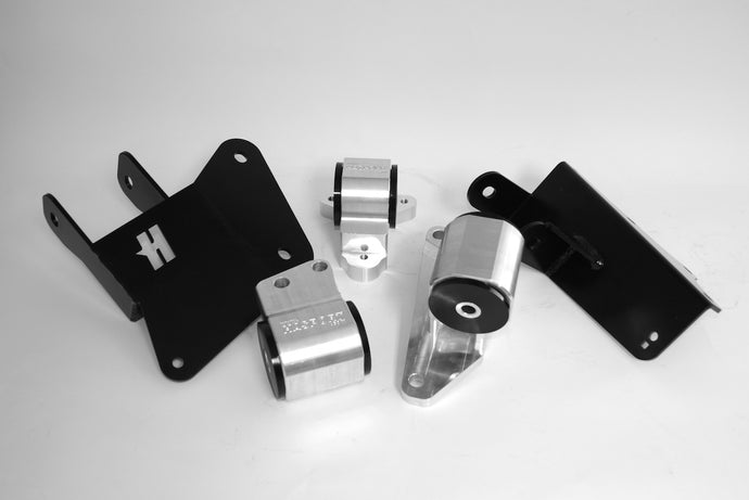 Hasport Engine Mount kit K-Series K20/K24 with DC5/EP3 Transmission and subframe Honda Civic EP EP2 COUPE EM2 01-05