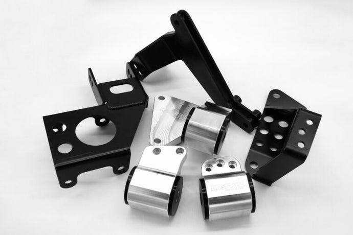 Hasport Engine Mount Kit K-Series Engine into Honda Civic EG 92-95/del Sol 94-97/Integra 94-01