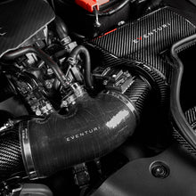 Load image into Gallery viewer, Eventuri Black Carbon Charge Pipe Honda Civic Type R FK8 17+ PRE-ORDER