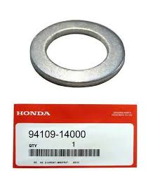 GENUINE HONDA SUMP PLUG WASHER RING 14MM