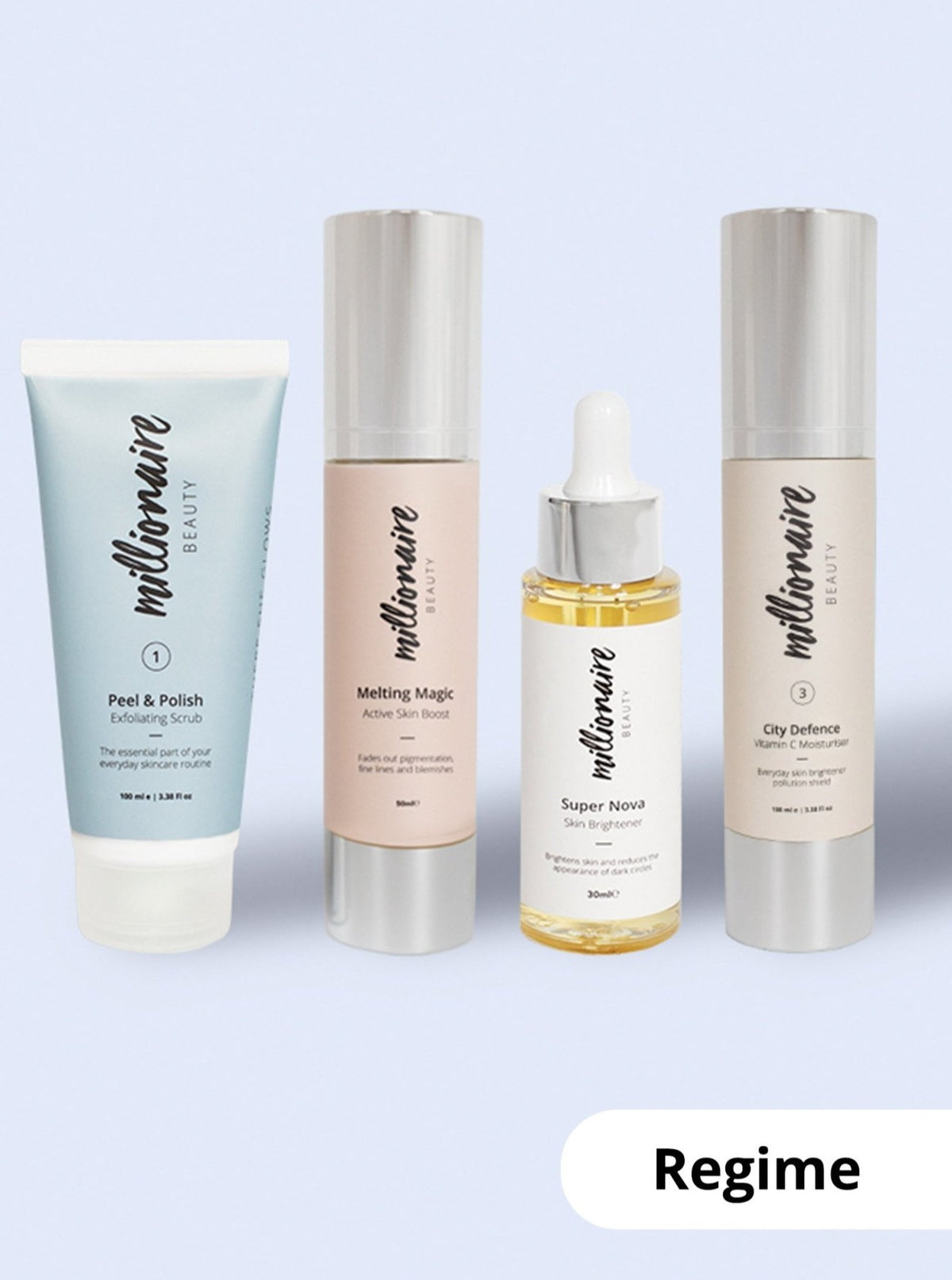 Hyperpigmentation Deluxe Bundle - reduces pigmentation and evens out skin tone, , Millionaire Beauty, Skincare routine, paulas choice, cult beauty, skincare bundle, face serums, night time skincare routine, Morning skincare routine