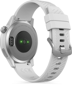 Coros Apex 42mm White Silver