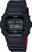 Load image into Gallery viewer, Casio G-shock DW5600HR-1DR