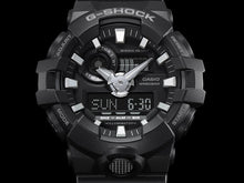 Load image into Gallery viewer, Casio G-shock GA700-1BDR