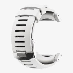 Suunto Core Silicon White Strap