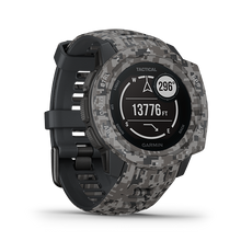 Load image into Gallery viewer, Garmin Instinct Tactical Camo Graphite