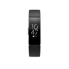 Load image into Gallery viewer, Fitbit Inspire HR Black
