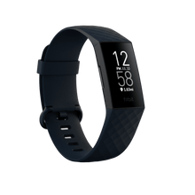 Load image into Gallery viewer, Fitbit Charge 4 Storm Blue Black