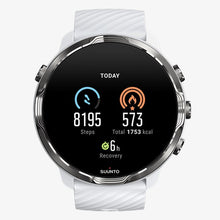Load image into Gallery viewer, Suunto 7 White Burgundy