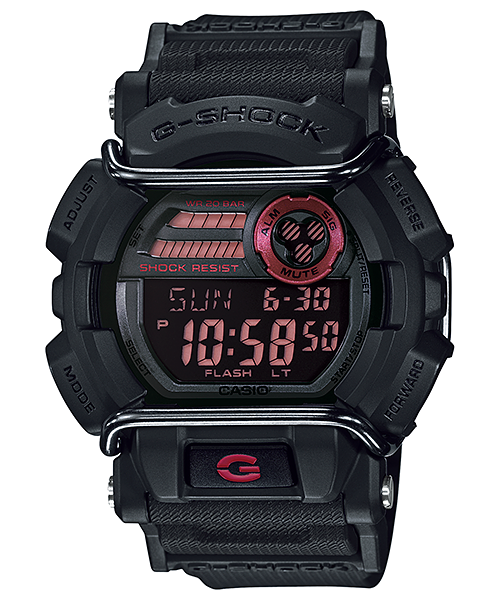 Casio G-shock GD400-1DR