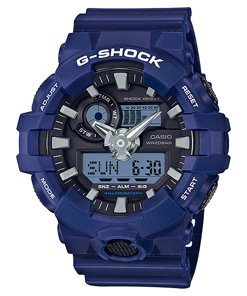 Casio G-shock GA700-2ADR