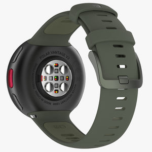 Polar Vantage V2 Black Green