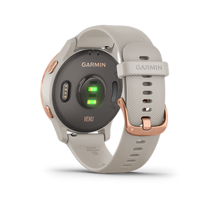 Garmin Venu Light Sand Rose Gold