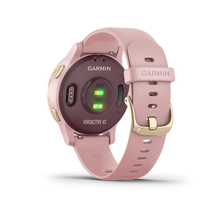 Load image into Gallery viewer, Garmin Vivoactive 4S Dust Rose Light Gold