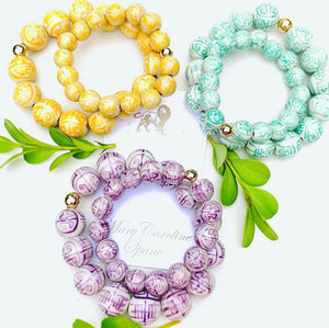 Little Girl Chinoiserie bracelet