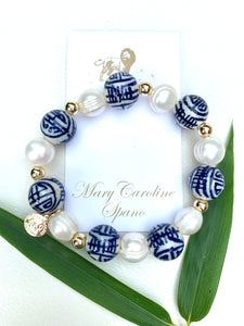 EMPIRE Chinoiserie Bracelet