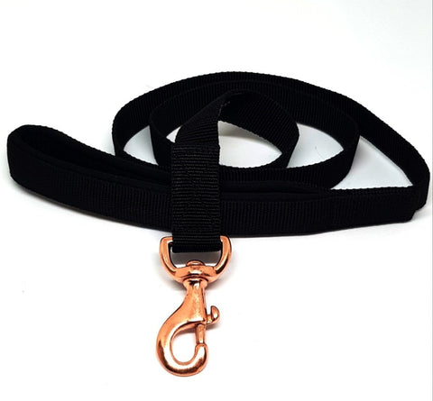 <br>Leather and Nylon Lead's