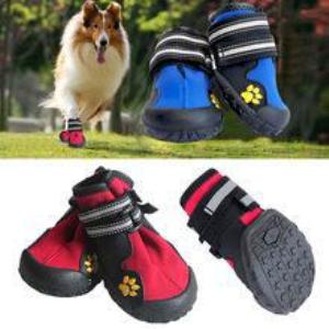 <br>Water Proof Dog Shoes