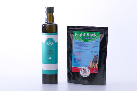 Hemp Seed Oil and Fight Back