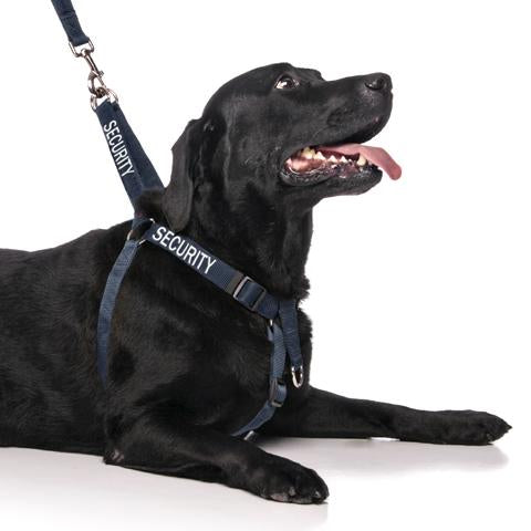 Security Dog Harness