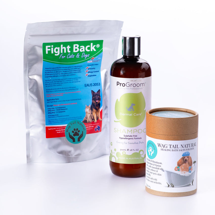 <BR>Fight Back Pamper Bundle