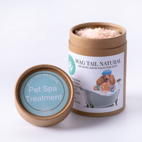 <br>Pet Spa Treatment