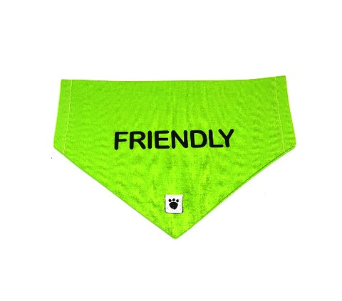 Friendly Bandanna