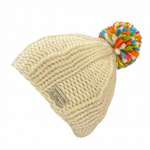 Kusan - PK2024, Moss Yarn Multi Bobble Hat